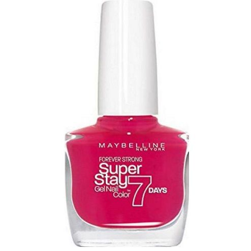 Maybelline SuperStay 180 7Days Gel Nail Color x 6
