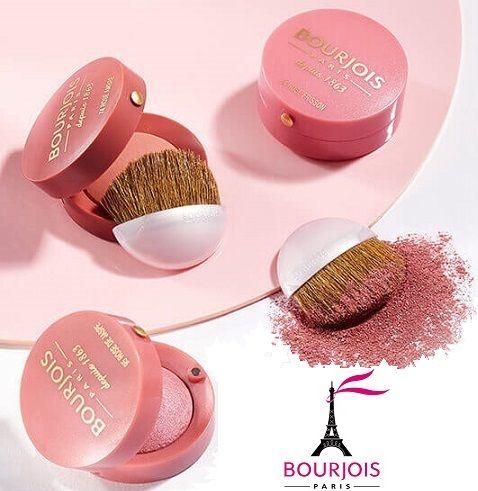 Bourjois Blushers Little Round Pots x 12