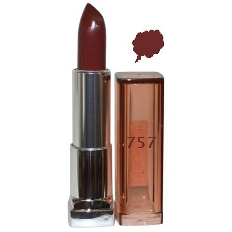 Maybelline Colour Sensational Lipstick 757 Naked Brown x 12