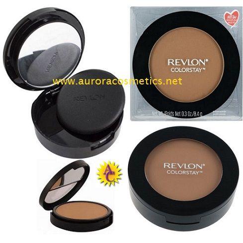 Revlon Colorstay Pressed Powder Mahogany x 6