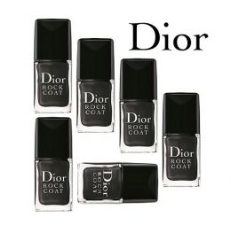 Christian Dior Rock Coat Nail Varnish x 6