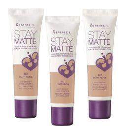 Wholesale Rimmel Stay Matte Mousse Foundation x 6