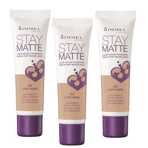Wholesale Rimmel Stay Matte Mousse Foundation x 6