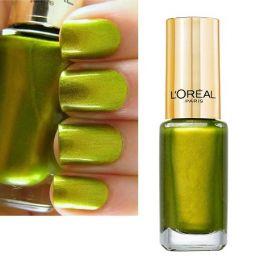 L'Oreal Color Riche Nail Polish 807 Majestic Green X 6