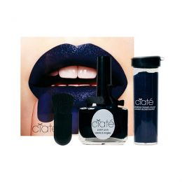 Ciate Velvet Manicure Set - Blue Suede x 1