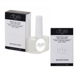 Ciate Mattnificent Fast Drying Top Coat Matte x 12