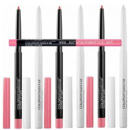 Maybelline Color Sensational Lip contour Pencils x 12