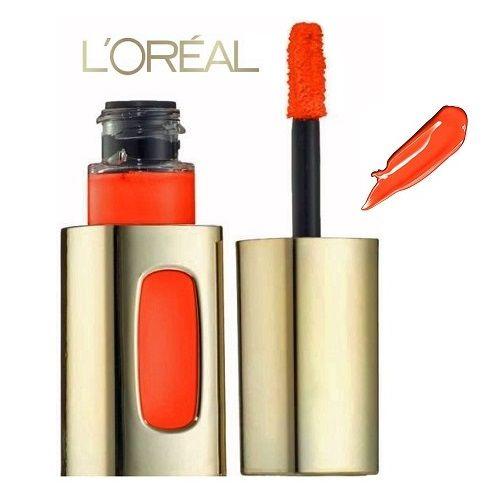 L'Oreal Paris L'Extraordinaire Lipstick 204 Tangerine Sonate x 6