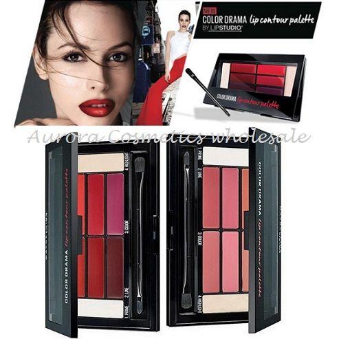 Maybelline Color Drama Lip Contour Palettes x 24