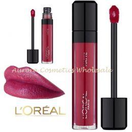 L'Oréal Infallible Lip Gloss 407 Smoke Me Up x 12