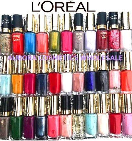 Wholesale L'Oreal Color Riche Nail Polish x 50