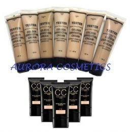 Max Factor CC Colour Correcting Cream Testers X 50